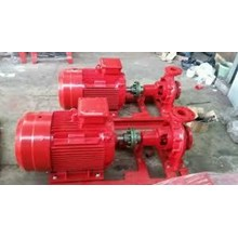 Electric hydrant pump 30 kw