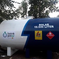 tangki Solar 1000 liter 2000 liter 3000 liter 5000 liter 8000 liter 10000 liter