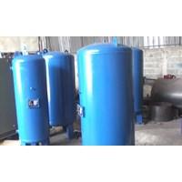 Pressure tank Vertical