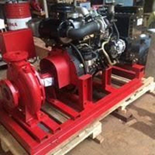 Pompa Hydrant Diesel
