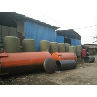 Pressure tank 15.000 Liter