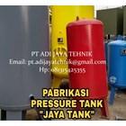 Jual pressure tank 500L 1000L 2000L 3000L 5000L 10.000 liter 2