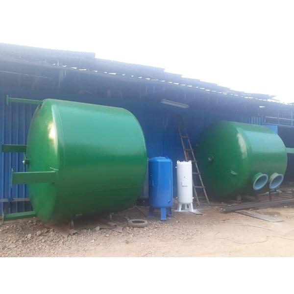 Jual pressure tank 500L 1000L 2000L 3000L 5000L 10.000 liter
