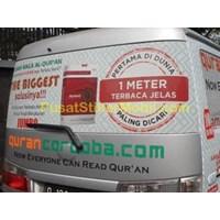 Jual One Way Sticker