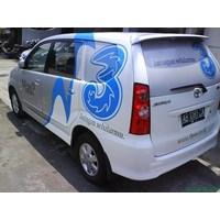 Jual Branding Mobil 3