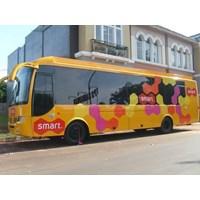 Jual Branding Bus
