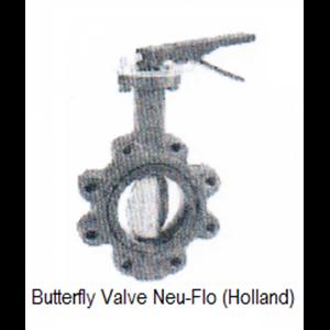 butterfly valve Neu-Flo
