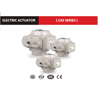 Electric actuator CASA type CAS