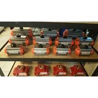 Distributor Pneumatic actuator CASA 3