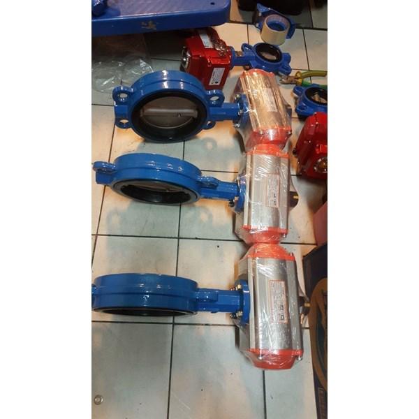 Pneumatic actuator CASA