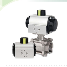 Pneumatic Actuator A-R Series
