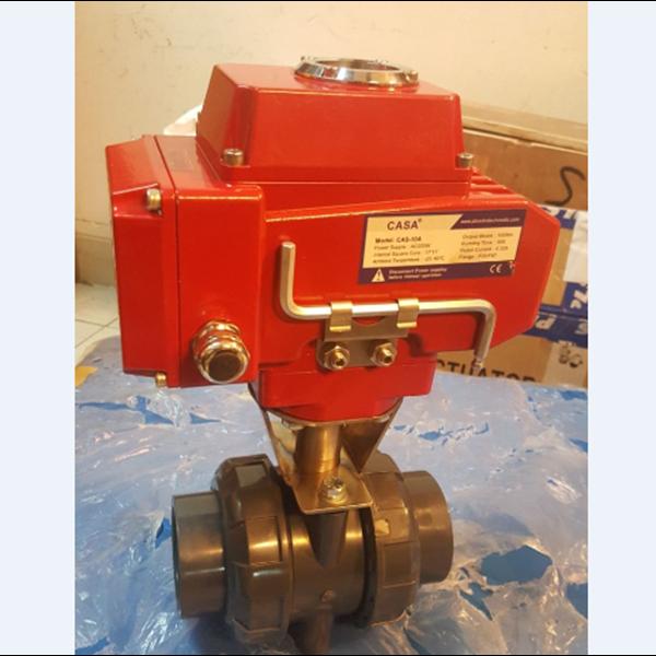 Electric Actuator Casa Type : CAS