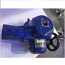 Electrik Actuator CASA Type AZ