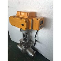Distributor Electric Actuator Casa Type : CAM 3