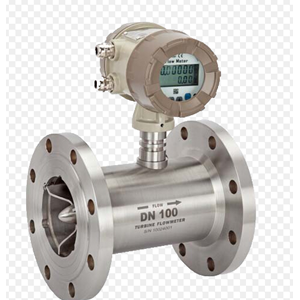 Turbine Flow Meter DN100