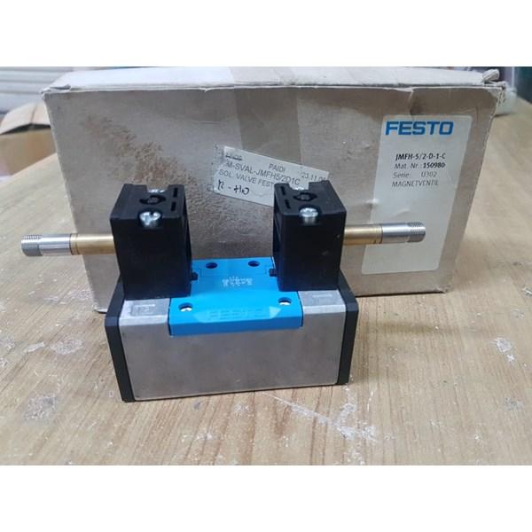 Solenoid Valve Festo Type JMFH-5/2-D-1-C