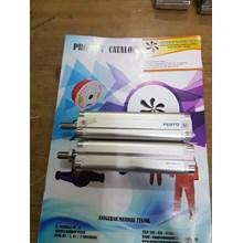 Compact Cylinder Festo ADVU-20-100-A-P-A