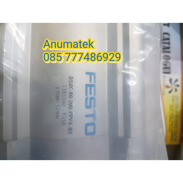 Air Cylinder Festo DSBC-80-200-PPVA-N3