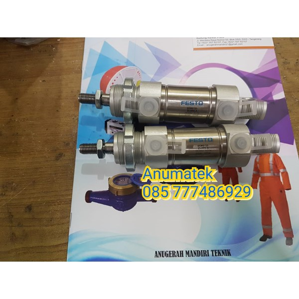 Air Cylinder Festo DSNU-32-15-PPS-A