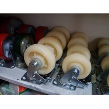 Roda Nylon Heavy Duty Uk. 6inch