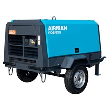 Kompresor Udara Airman Portable Air Compressor Model Pds185s