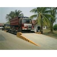 Distributor Timbangan Truckscale  3