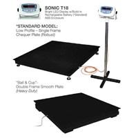 Jual Timbangan Lantai  Digital T18 Sonic