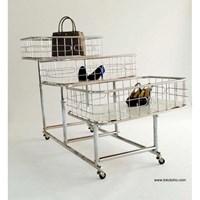 Rak Supermarket, Minimarket untuk Obral 3 Tingkat