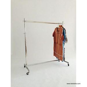 Rak Baju Gawang