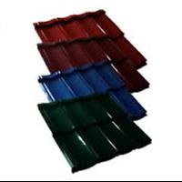 Metal Roof Color 2x4