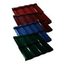 Metal Roof Color 2x4