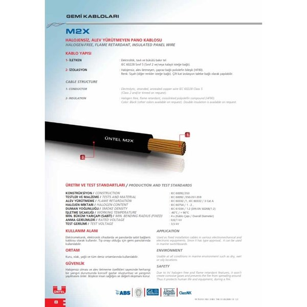 Cable Marine Yuanyang & Changzhou CMC Untel