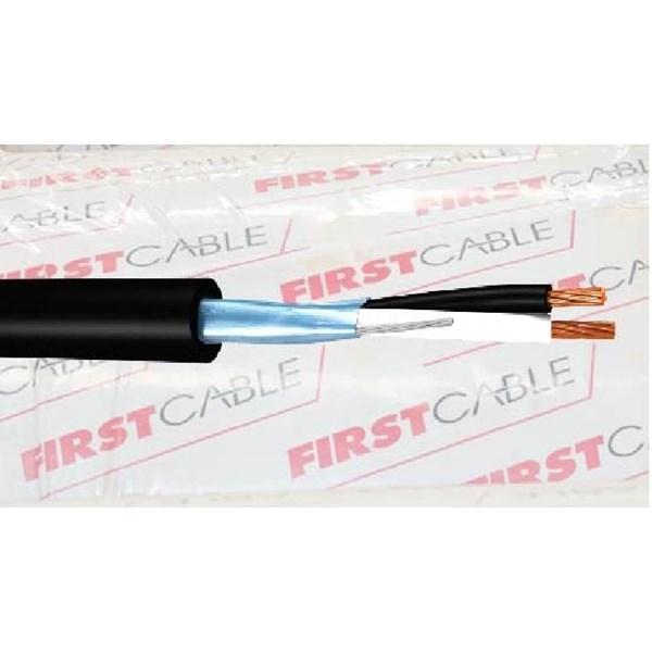 Kabel Instrument 1 CU/PE/OSCR/PVC FR