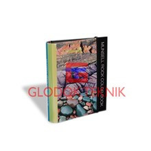 Munsell Rock Color Book-Buku Warna Batu