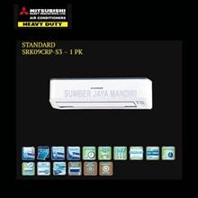 AC AIR CONDITIONER AC Mitsubishi 1PK Type SRK 09 C
