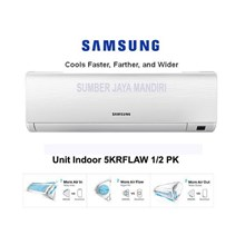 AC Air Conditioner AC SAMSUNG 0.5 PK 05 KRFLAW