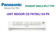 AC AIR CONDITIONER AC PANASONIC 0.75PK YN 07 SKJ F
