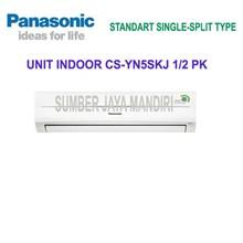 AC AIR CONDITIONER AC PANASONIC 0.5PK YN 05 SKJ FREON R32 RP. 2.525.000 *BISA HUTANG DAN CICILAN 0%