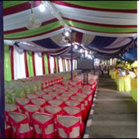 Perlengkapan Dekorasi Tenda 1