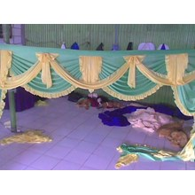 tenda pesta poni tenda