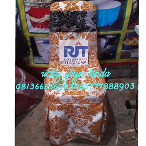 Sarung kursi futura batik