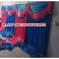 Background Dinding Tenda Pesta 1