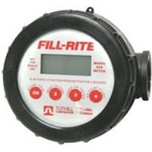 Fillrite 820 Digital Flow Meter  20 GPM 1