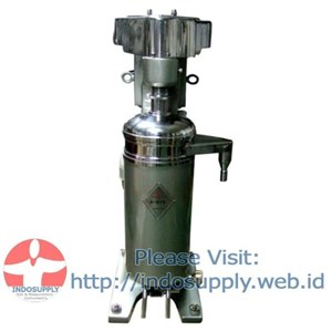 Hanil J-075( A T) Disk Continuous Centrifuge