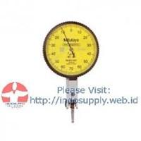 Mitutoyo Dialtest Indicator 08 001MM 513-404E 1