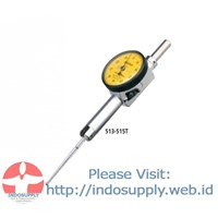 Mitutoyo Dialtest Indicator 1 001MM 513-515T 1