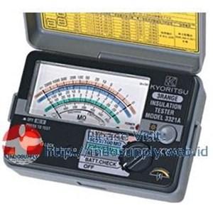 Kyoritsu 3321A Analogue Insulation Tester