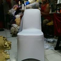 Sarung Kursi Futura Putih Ketat