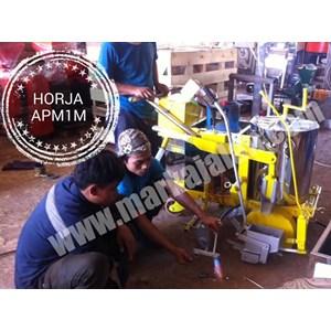 Mesin Marka Jalan Mesin Marka Jalan Semi Otomatis Horja APM2SM