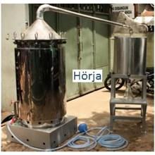 Mesin Destilasi Nilam Dan Pala